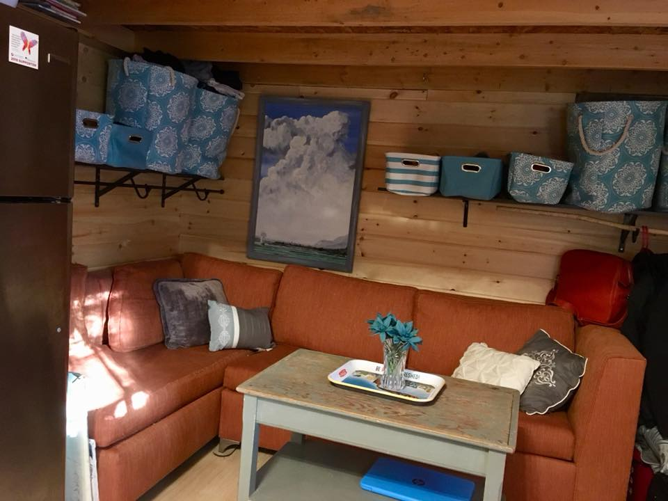 I WANT IT ALL ! The TINY house storage story >